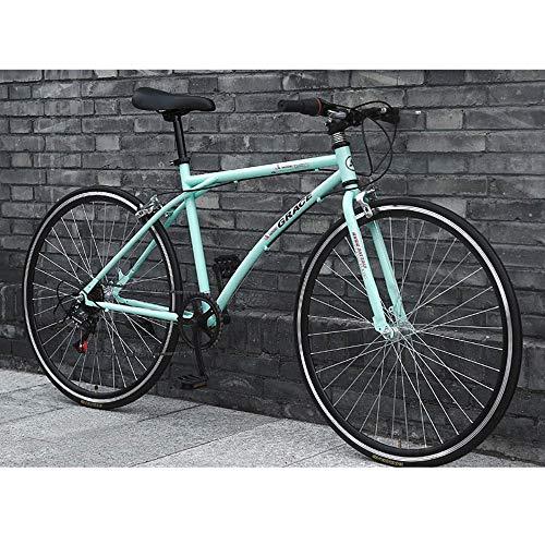 26 pulgadas de suspensión 24 Velocidad de bicicletas de montaña de carbón de acero al carbono completa Bicicletas de carretera con frenos de doble disco de las ciudades ciclismo de carretera for hombr