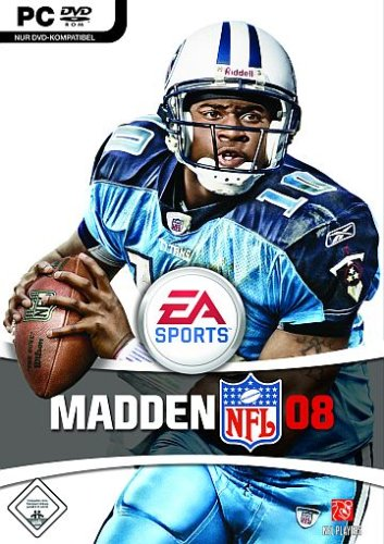 Electronic Arts  Madden NFL 08 PC