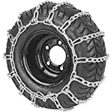 Cutter King # 180-116 2 Link Tire Chain for 16x6.50-8 for 15x6.00-8