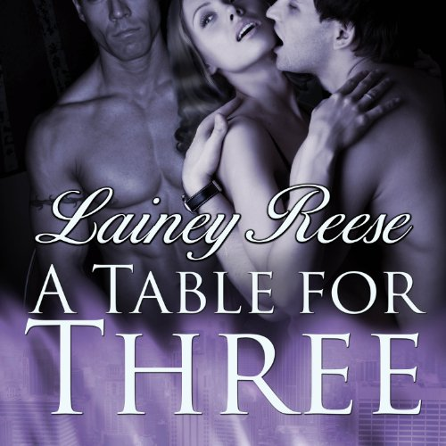 A Table for Three audiobook cover art