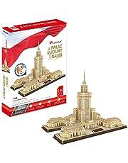 Puzzel 144 stukjes - 3D Puzzel - Paleis van Cultuur en Wetenschap