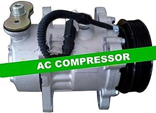 GOWE AC Compresor para Citroën Xsara Picasso para coche Peugeot 206 1.1 1.4 1.6 A/