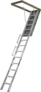 Louisville Ladder AL258P Stair, 25 x 63-Inch Rough Opening