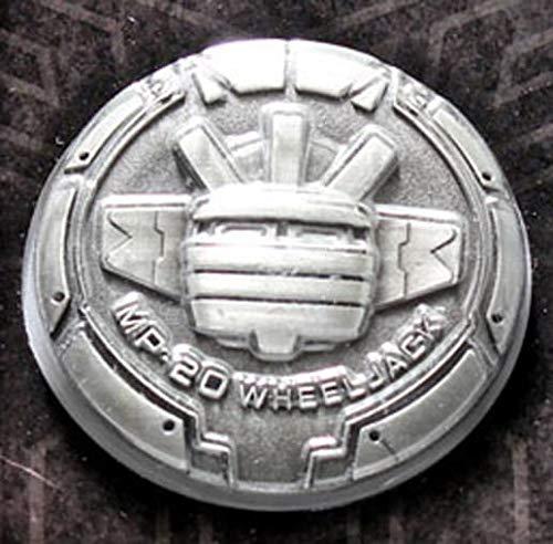 Toynk Transformers MP-20 Wheeljack Bonus Collector Coin
