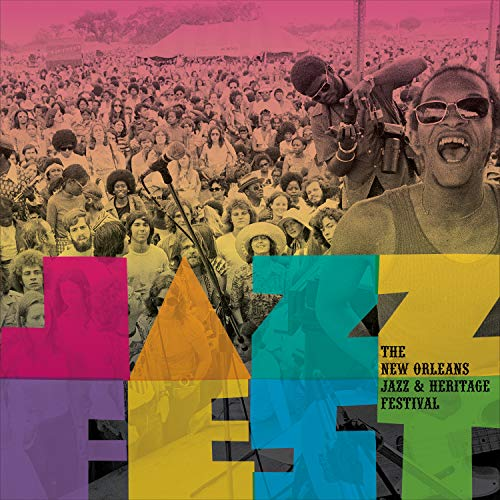 Jazz Fest: New Orleans Jazz & Heritage (5 CD)
