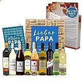 Tour du monde du vin spécialement pour les hommes Pères Papy I Meilleure idée de papa Cadeau Essayez les vins