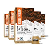 The Original Compostable Espresso Capsules, Medium Roast Intensity 6, 50 Count, Bulletproof Single Serve Coffee Pods Compatible with Nespresso Original Line*, 100% Arabica, Certified Clean, Rainforest Alliance, Sourced from Guatemala