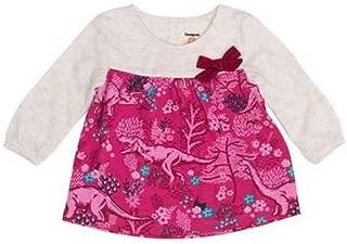 Desigual T Shirt B/éb/é Emma Rose Framboise 19sytk03