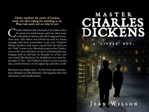 "Master Charles Dickens.: ""A Little Boy."" (English Edition)"