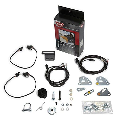 WARN 88950 ATV Plow Combo
