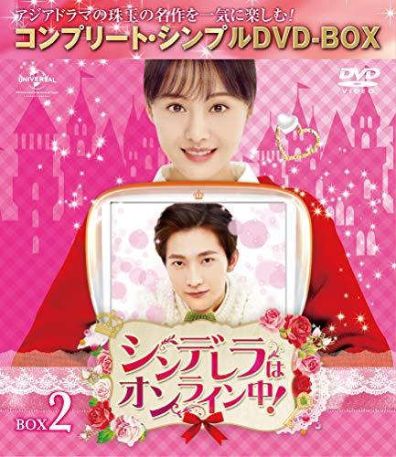 シンデレラはオンライン中! BOX2 (全2BOX) (コンプリート・シンプルDVD-BOX5,000円シリーズ) (期間限定生産)
