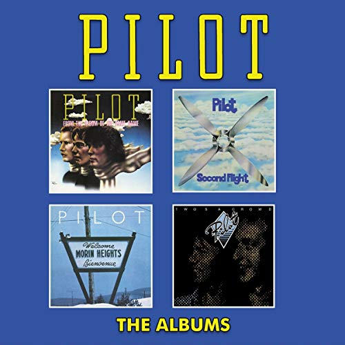 The Albums (4 CD Box Set)