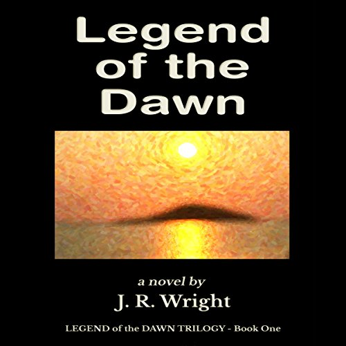 Legend of the Dawn audiobook cover art