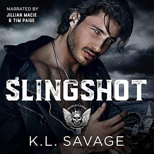 Slingshot Audiobook By K.L. Savage cover art