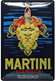 Nostalgic-Art Retro Blechschild, MARTINI – Vermouth