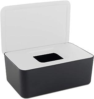 Pudełko do przechowywania mokrych chusteczek, pyłoszczelne pudełko do przechowywania chusteczek pojemnik na mokre chustecz...
