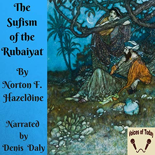 The Sufism of the Rubaiyat audiobook cover art