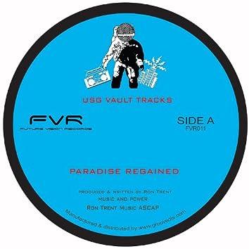 Paradise Regained EP (USG Vault Tracks)