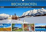 Bischofshofen im schönen Salzburger Land (Wandkalender 2022 DIN A3 quer): Impressionen von Bischofshofen im Bezirk St. Johann im Pongau (Monatskalender, 14 Seiten )