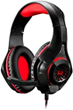 Fone De Ouvido Headset Gamer Com Led Warrior - Ph219