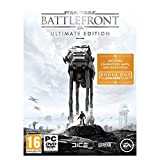 Star Wars Battlefront Ultimate Edition Game (PC DVD) (輸入版)
