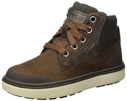 Geox Jungen J Mattias B Boy ABX C Chukka Boots, Braun (Coffee), 30 EU
