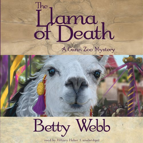 The Llama of Death audiobook cover art