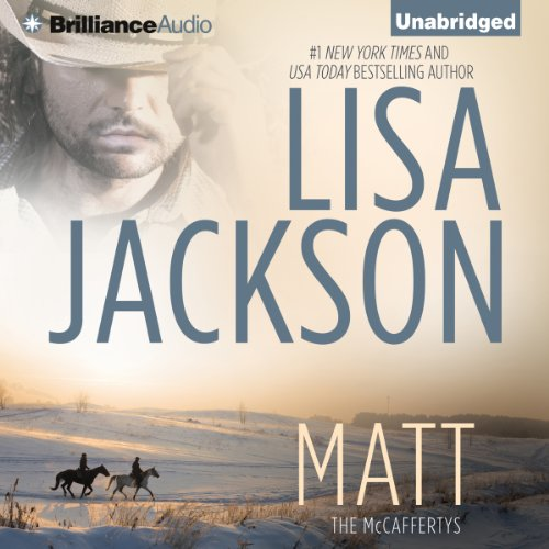 Matt audiobook cover art