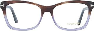 Eyeglasses Tom Ford TF 5424 FT 5424 56A havana/other / smoke