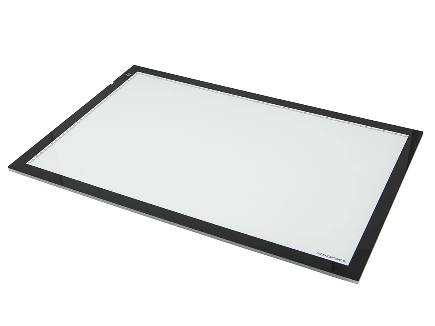 Monoprice Ultra-thin Light Box for Artists, Designers and Photographers - Large 24.5-inch - (112085)