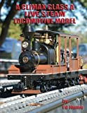 A Climax Class A Live Steam Locomotive Model