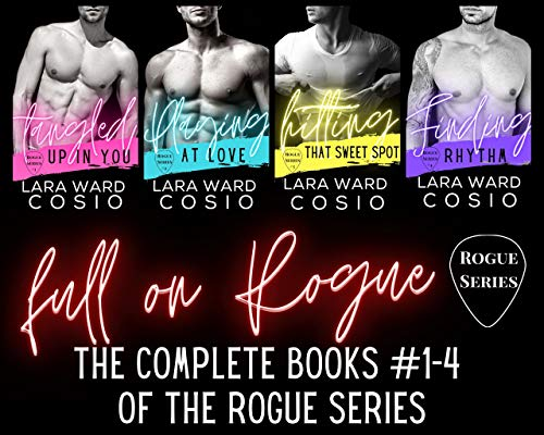 Full On Rogue: The Complete Books #1-4