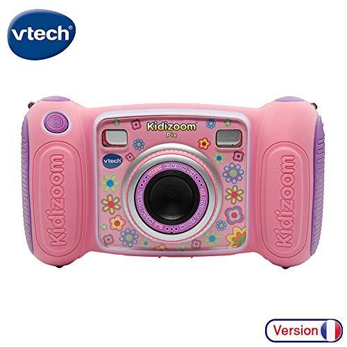 VTech - 193655 - Kidizoom Pix - Rose – Appareil Photo Enfant – Appareil Photo Numérique