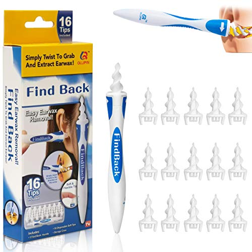 Thick Earpick HAND /Ã/'/Â/® XY3188 4 in 1 Earpick with Flashinglight Buy 1 Set Get 1 FREE OFFER by HAND Clean Ears Safely Thin Earpick LED Torch Tweezers