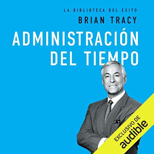 Diseño de la portada del título Administración del tiempo