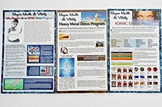 Ion Detox Ionic Foot Bath Spa Chi Cleanse Large Promotional Package to Increase Your Sales