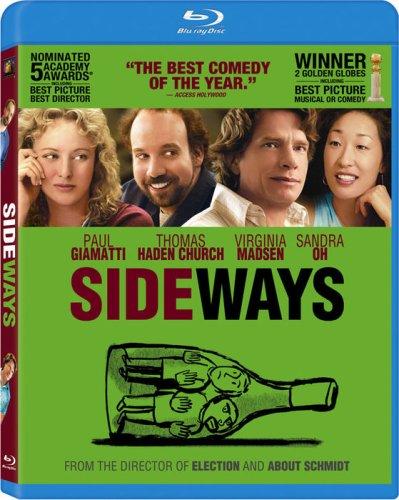 Sideways [Reino Unido] [Blu-ray]
