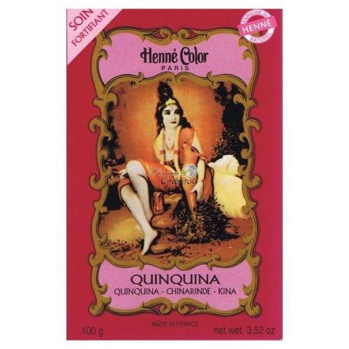 Henné Color Quinquina (Chinarinde - farblos) Henna-Pulver