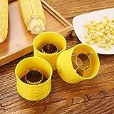 Maíz mazorca removedor pelador de maíz trilladora cortador de cocina herramienta de cocina separador de maíz granos cortador mazorca Gadgets de cocina JIADUOBAO