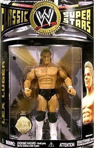 auténtico WWE Clásico SUPERSTARS - WAVE 15 15 15 - Lex Luger por Jakks  promociones de equipo