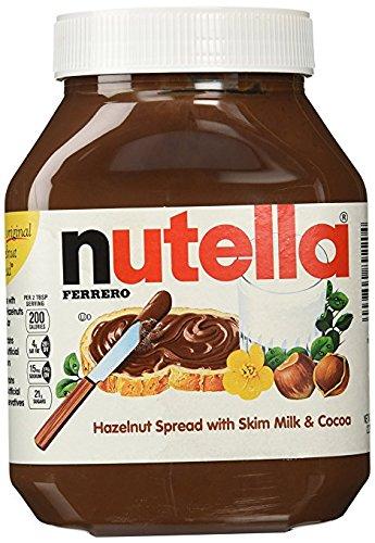 Nutella Chocolate Hazelnut Spread 3Pack (35.3oz Jar Each) Hytdsw