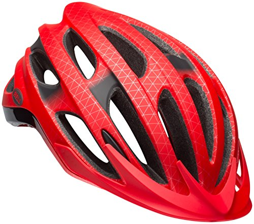 BELL Drifter MIPS Adult Road Bike Helmet - Matte/Gloss Red/Black (2018), Small (52-56 cm)