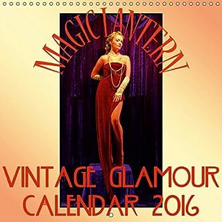 Magic Lantern Studio Vintage Glamour Calendar 2019 2019: Vintage-style glamour and pin-up photography (Calvendo Art)