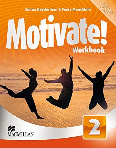 Motivate! Workbook With Audio CD-2(2)