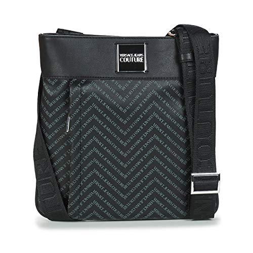 Versace Jeans E1YUBB06 Kleine Taschen Herren Schwarz/Grau - Einheitsgrösse - Geldtasche/Handtasche