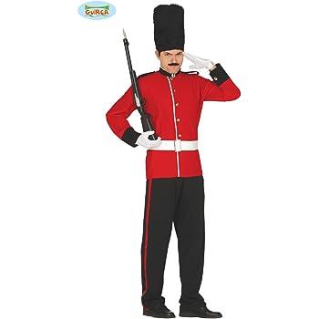Disfraz de Soldado Inglés Talla M/L: Amazon.es: Ropa y accesorios