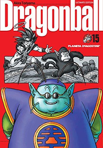 Dragon Ball nº 15/34 PDA (Manga Shonen)