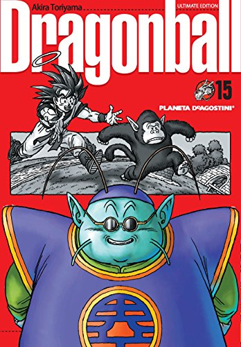 Dragon Ball nº 15/34 (Manga Shonen)