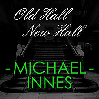 Old Hall New Hall cover art