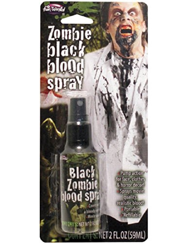 Blue Banana Tube Spary De Faux Sang - Halloween (59ml)